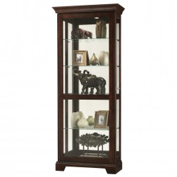 Howard Miller Berends III Curio Display Cabinet 680579 680-579