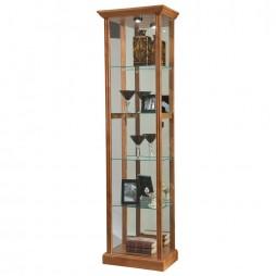 Howard Miller Eve II Curio Display Cabinet 680584 680-584