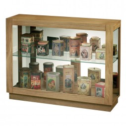 Howard Miller Marsh Bay Console Curio Display Cabinet 680586 680-586
