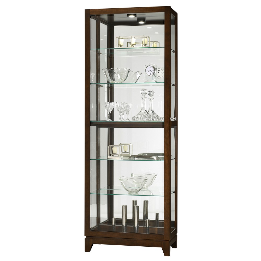 Howard Miller Luke Curio Display Cabinet 680588