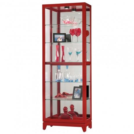 Howard Miller Luke II Curio Display Cabinet 680589 680-589