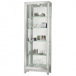 Howard Miller Shayne Curio Display Cabinet 680590 680-590