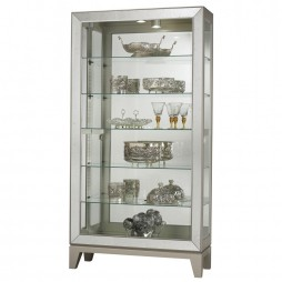 Howard Miller Julia Curio Display Cabinet 680592 680-592