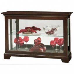 Howard Miller Underhill III Curio Display Cabinet 680596 680-596