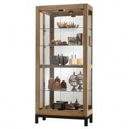 Howard Miller Quinn Curio Display Cabinet 680598 680-598