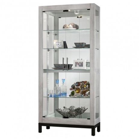 Howard Miller Quinn II Curio Display Cabinet 680599 680-599