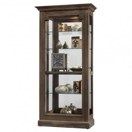 Howard Miller Caden II Curio Display Cabinet 680608 680-608