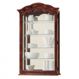 Howard Miller Vancouver Wall Display Cabinet 685-100