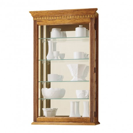 Howard Miller Montreal Wall Display Cabinet 685-106