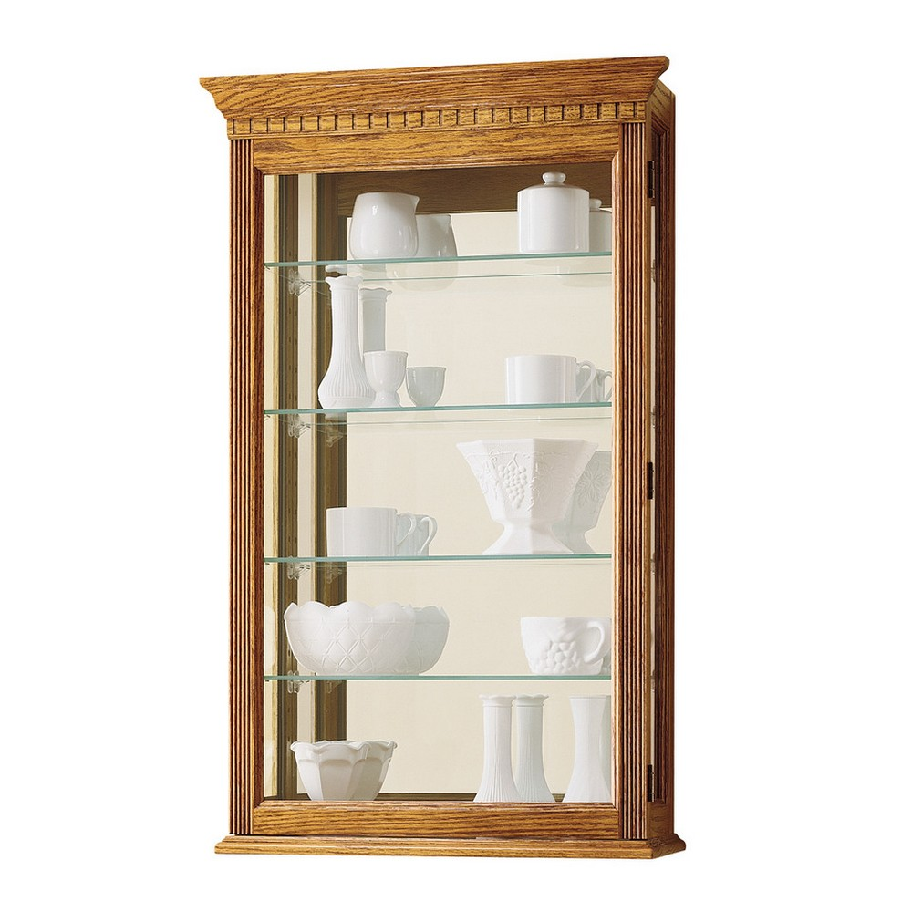 wall curio cabinet howard miller montreal wall display cabinet 685106 28051