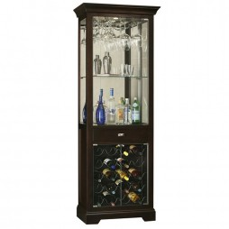 Howard Miller Gimlet Home Bar and Wine Cabinet 690005 690-005