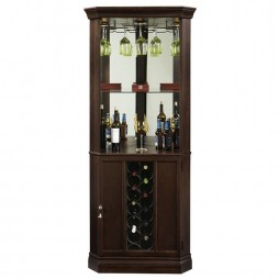 Howard Miller Piedmont Home Bar - Expresso 690-007