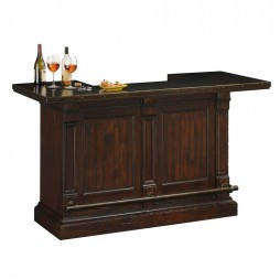 Howard Miller Harbor Springs Home Bar 693030 693-030