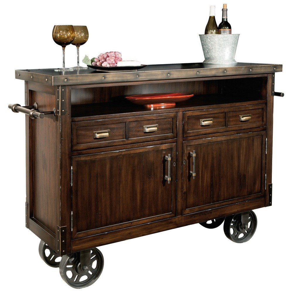 Howard miller barrows home bar console 695146 Home wine bar furniture