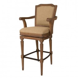 Howard Miller Woodrow Bar Stool 697036 697-036