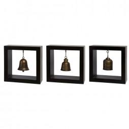 Framed Bells - Set of 3