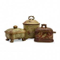 Crandle Boxes - Set of 3