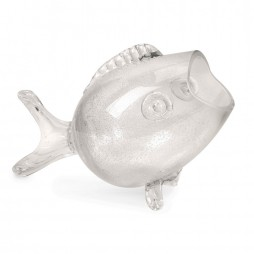 Peces Glass Fish Vase