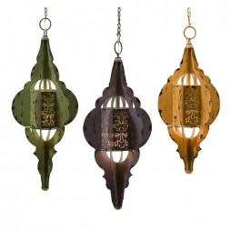 Georgette Hanging Lamps - Set of 3