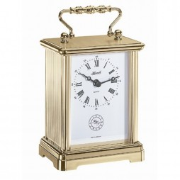 Hermle German-made Carriage Clock