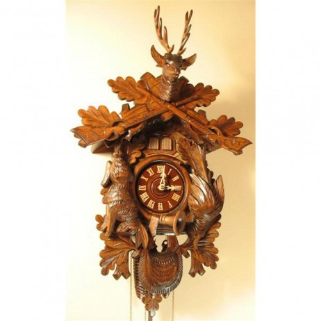 Rombach und Haas - German Cuckoo Clock - Cuckoo