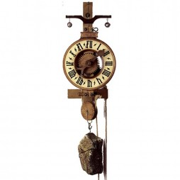 Rombach und Haas Hohenzollern Antique Reproduction Clock