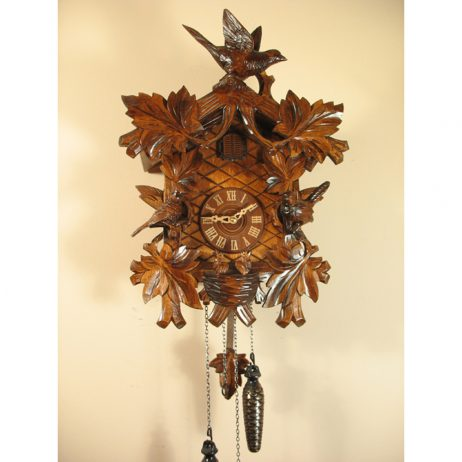 German Quartz Cuckoo Clock - Romba - 8233QM