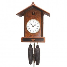 Rombach und Haas Craftsman Cuckoo Clock with 8 Day Movement