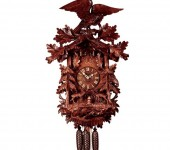 Authentic German Black Forest Cuckoo Clocks