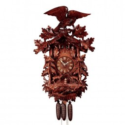 Authentic German Black Forest Cuckoo Clock.