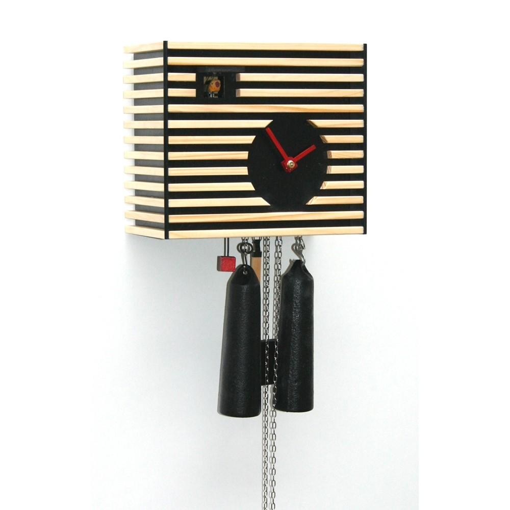 Contemporary cuckoo clock romach und hass classic space - Contemporary cuckoo clock ...