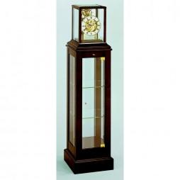 Kieninger Curio Floor Clock - French Walnut 1712-23-01