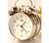 Mechanical Wind up alarm clocks