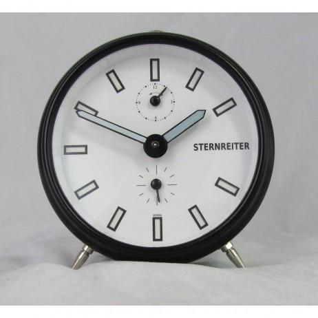 Sternreiter Contemporary Design Mechanical Alarm Clock