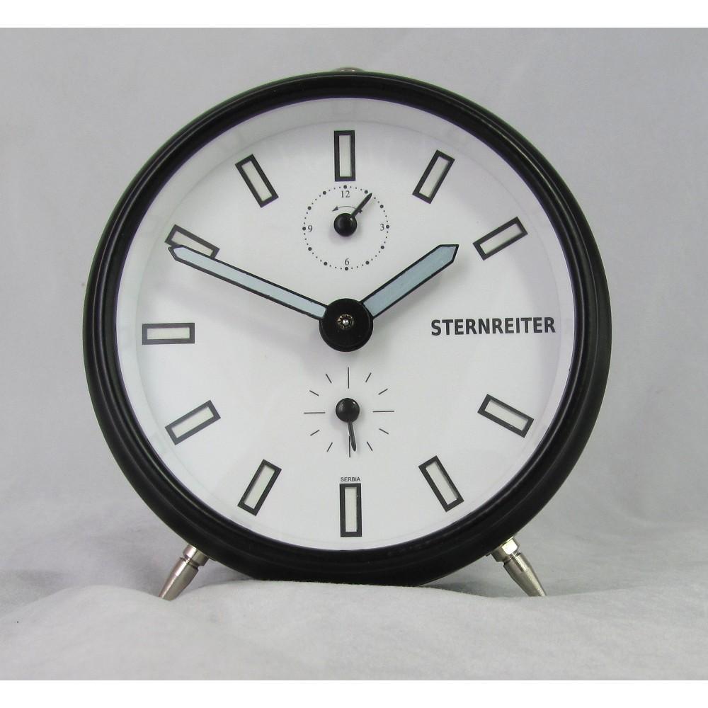 Sternreiter Contemporary Design Mechanical Alarm Clock Mm