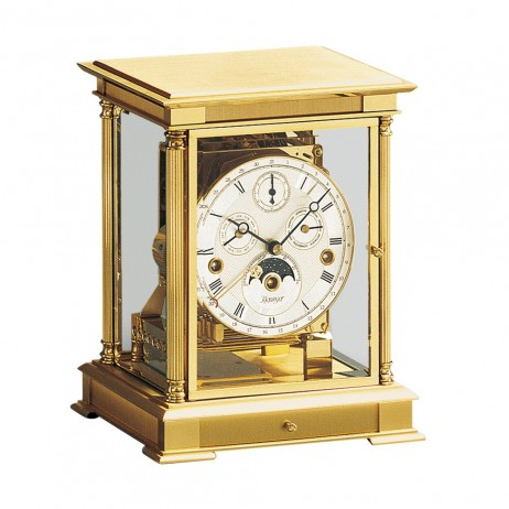 Kieninger Wellington Mechanical Clock - Calender