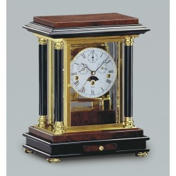 Kieninger Artemis Mechanical Mantel Clock - Calender