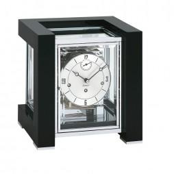 Kieninger Tetrika Mechanical Mantel Clock - Black Piano Finish