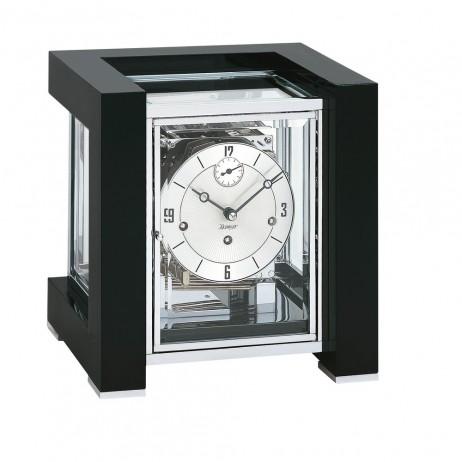 Mechanical Clock - Kieninger Tetrika Mantel Clock Black Piano 1266-96-03