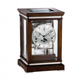 Kieninger Charleston Mechanical Mantel Clock - Calender
