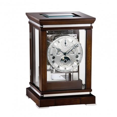 Kieninger Charleston Mechanical Mantel Clock - Calender