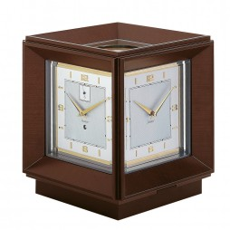 Kieninger World Time Mechanical Mantel Clock