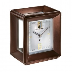 Kieninger Gemini Mechanical Mantel Clock - Walnut