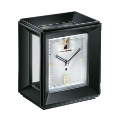 Gemini Mechanical Mantel Clock