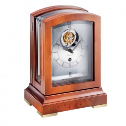 Kieninger Panoramika Tourbillon Mechanical Mantel Clock