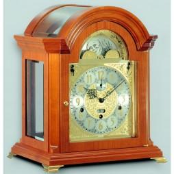 Kieninger Haffner Mechanical Mantel Clock - Natural Cherry Finish
