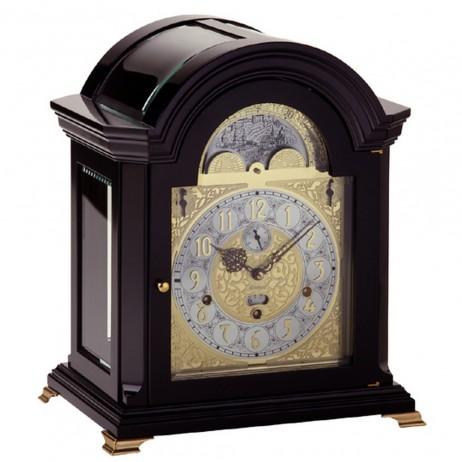 Kieninger Haffner Mechanical Clock - Black Lacquer Finish