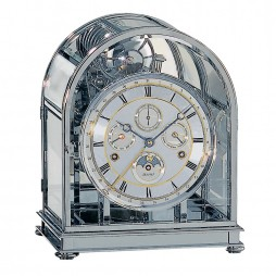 Kieninger Kupola Keywound Mantel Clock 1709-02-02