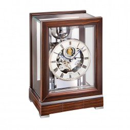 Kieninger Tourbillon Bells Mantel Clock 1713-57-01