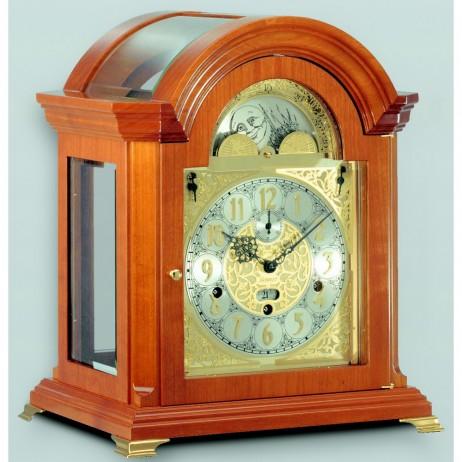 Kieninger Mozart Mechanical Mantel Clock - Natural Cherry Finish